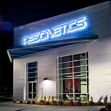 resonetics building outside view