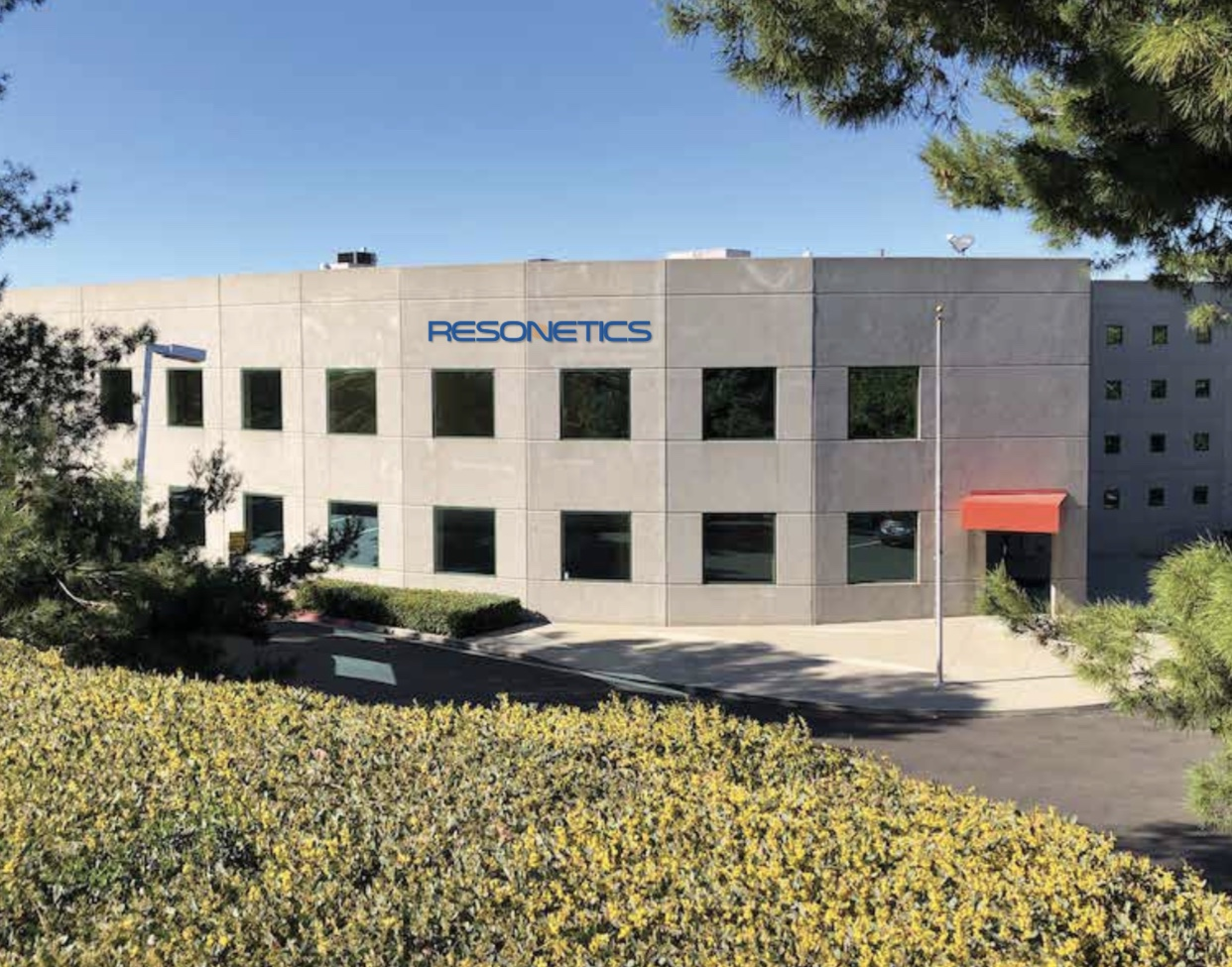 resonetics building